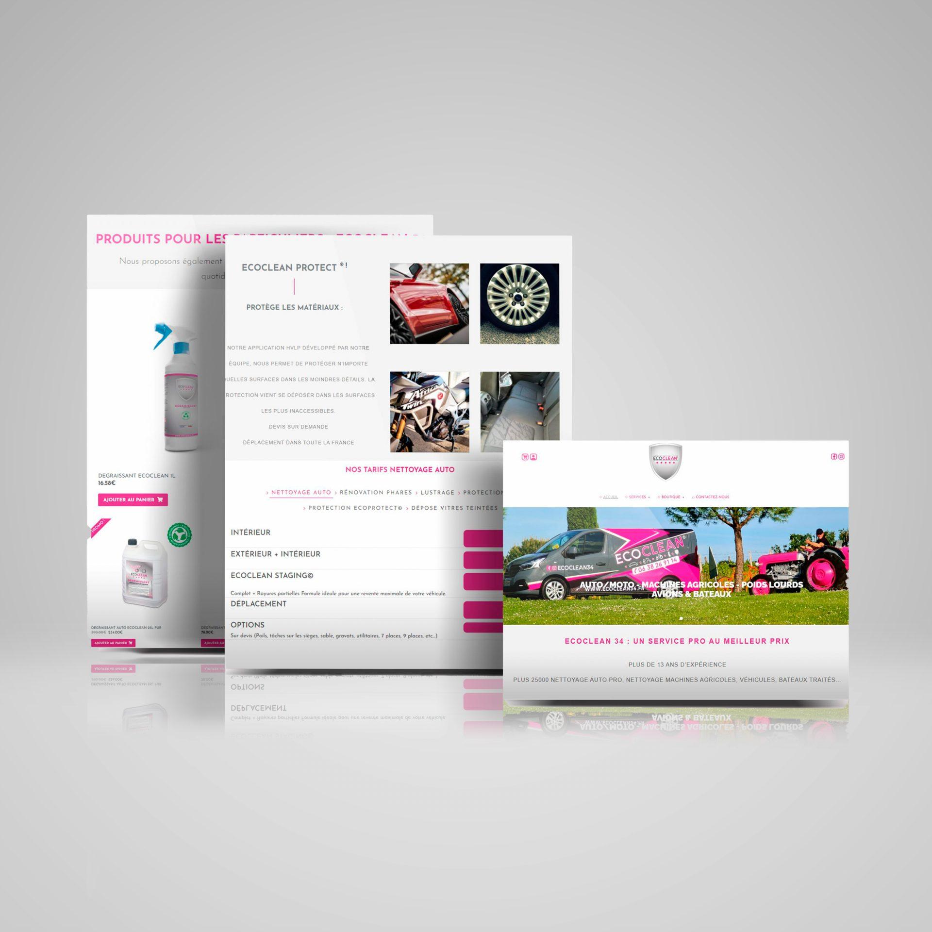 Refonte site internet